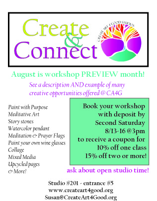 workshop newsletter